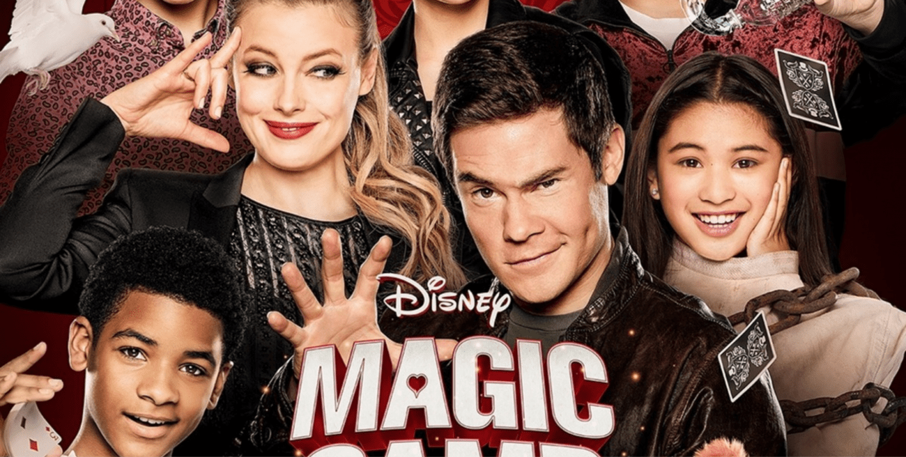 Magic Camp Disney 2020 movie