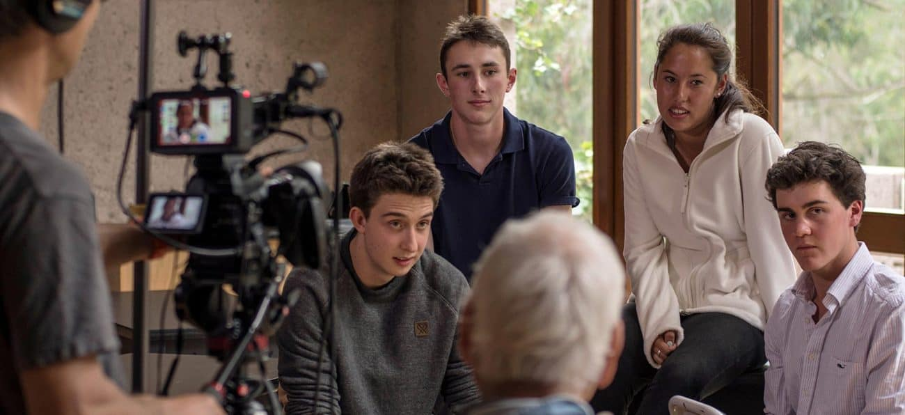 A Short Guide On Succeeding In Film School