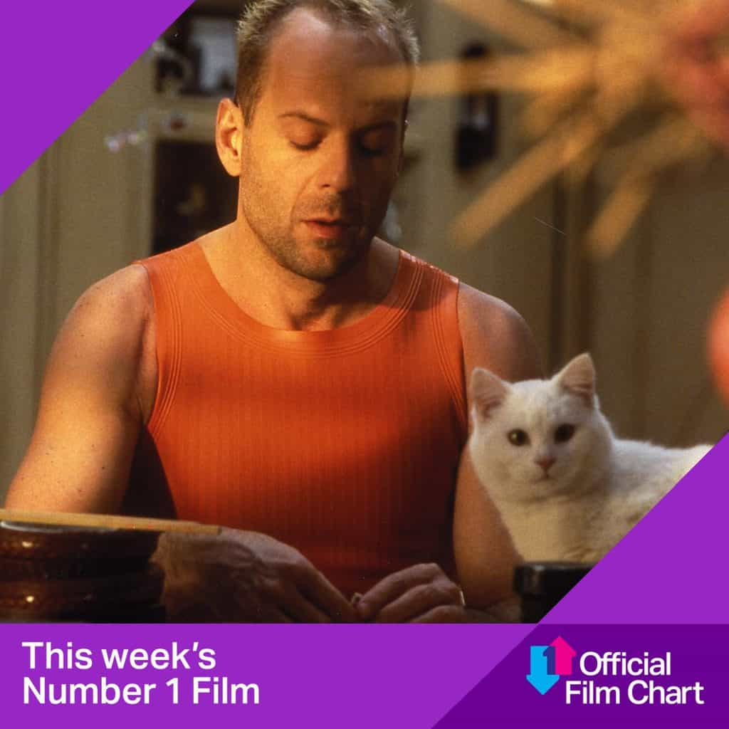 The Fifth Element Swoops Into No. 1