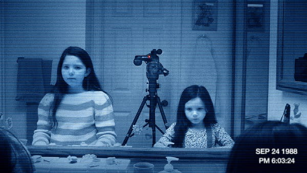 Let's Watch The Paranormal Activity Franchise: Part 3