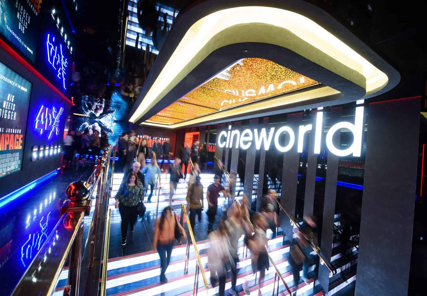 There's Only One Bad Actor In Cineworld's Closure