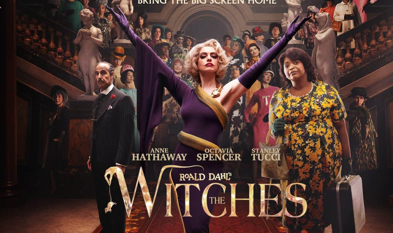 The Witches movie 2020 HBO Max