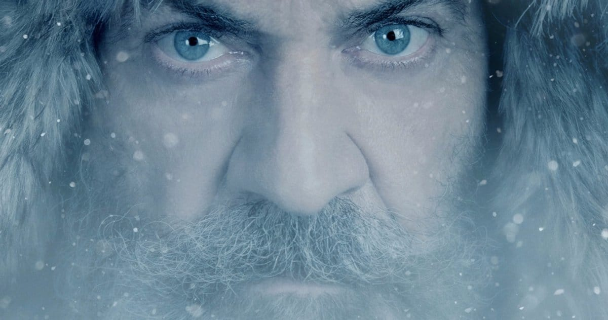 Fatman movie 2020 Mel Gibson