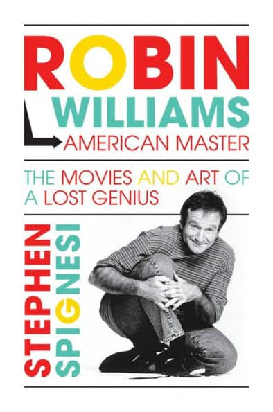 Robin Williams, American Master: Book Review