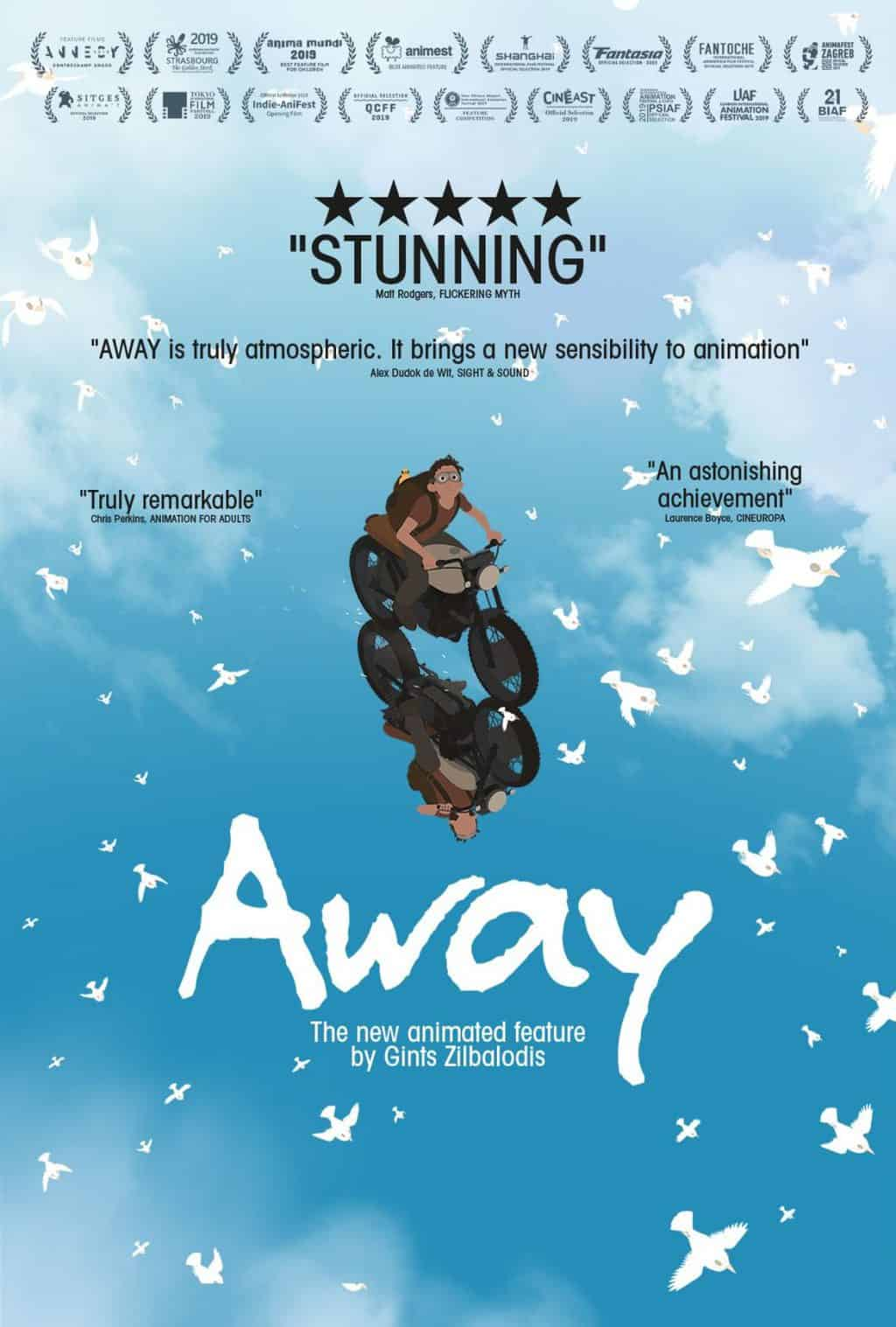 Away: Review