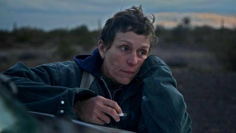 London Critics Name Nomadland Film Of 2020