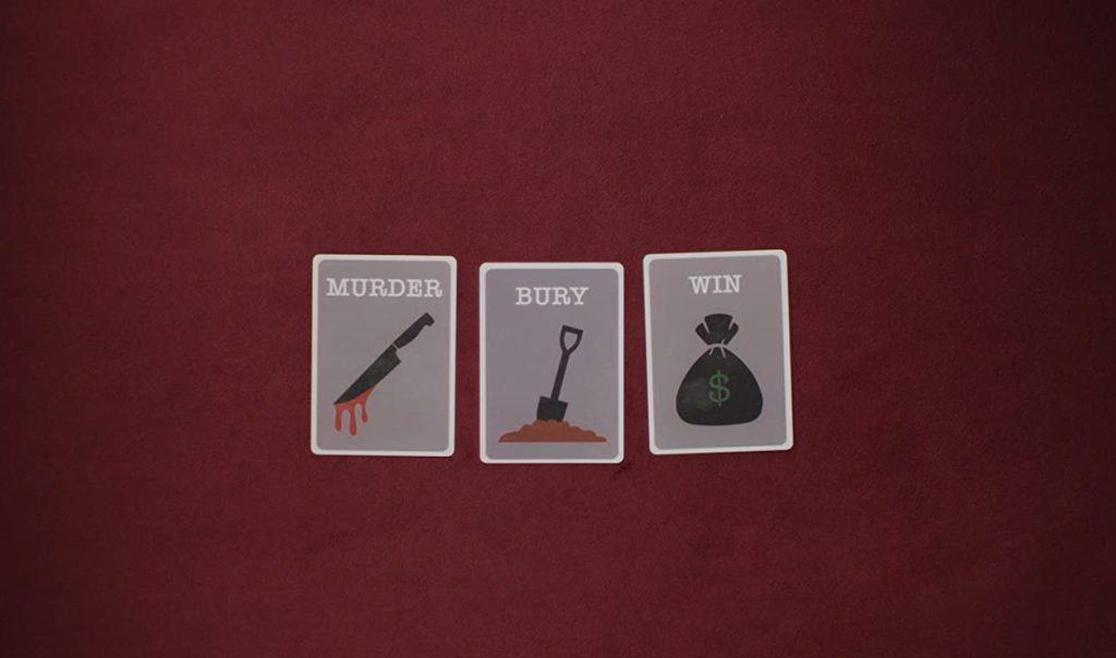 Murder Bury Win: Review