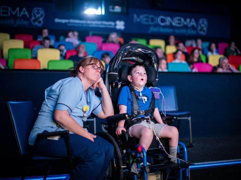 MediCinema: Mental Health Boosted By Cinema