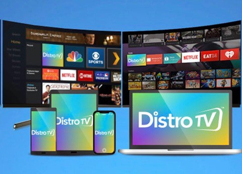 Distro TV Offers Free Live TV
