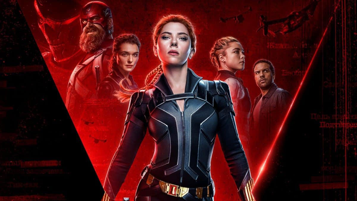 Black Widow MCU 2021