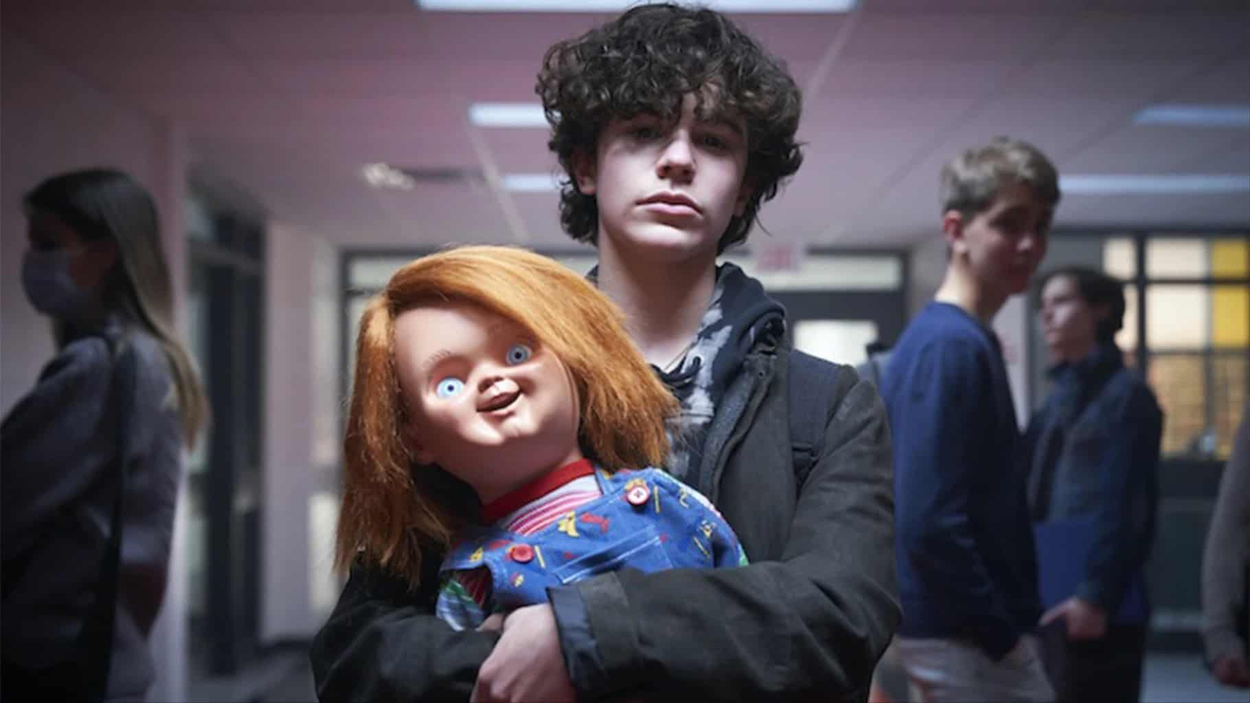 Chucky: Trailer Talk
