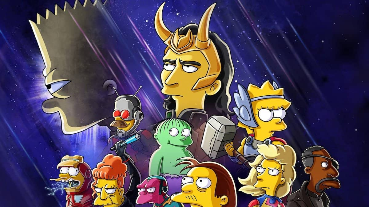 The Good, The Bart And The Loki – Disney+ Talk