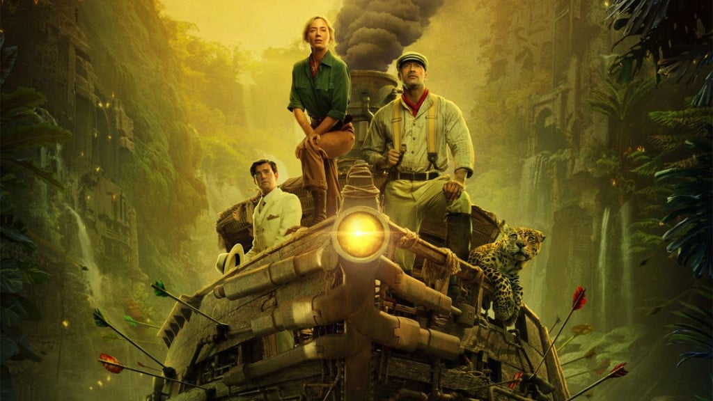 Jungle Cruise: The BRWC Review