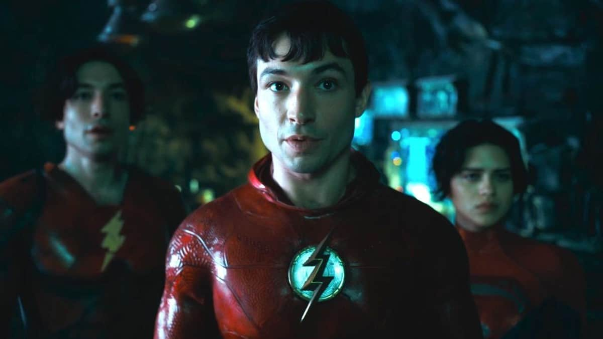 The Flash: Trailer Talk